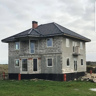Строительство дома в  п. Петрово
